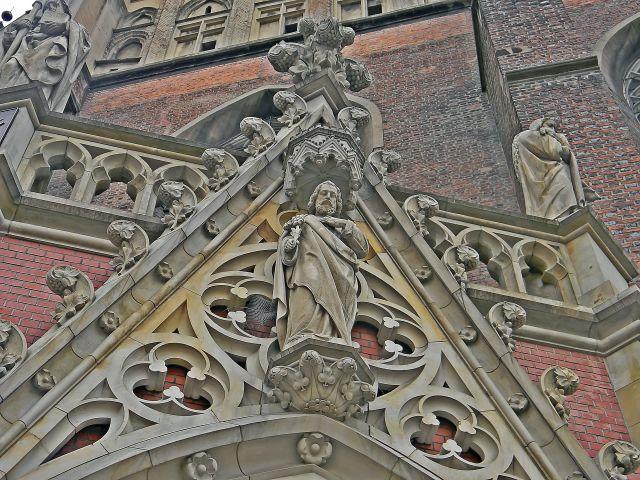 Bazylika w Nysie, kościół, katedra