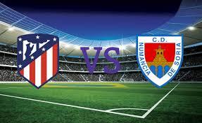 مباراة اتلتيكو مدريد ونومانسيا اليوم