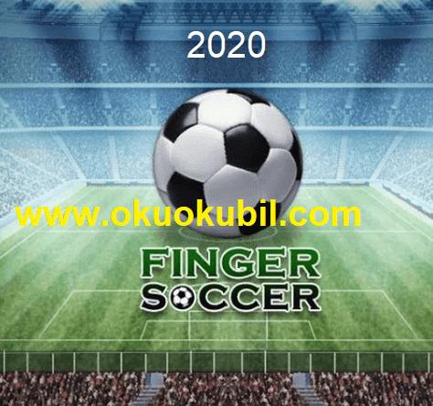 Finger soccer 1.0 Parmakla Gol Atmaca Apk + Mod İndir 2020 for Android