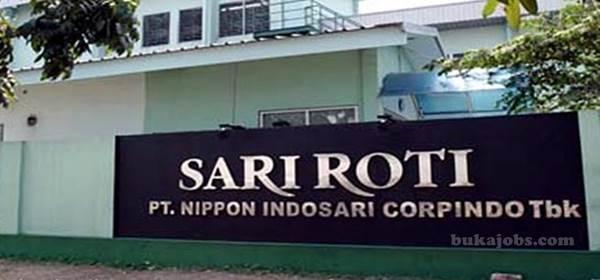 Lowongan Kerja Terbaru PT Nippon Indosari Corpindo (Sari Roti)