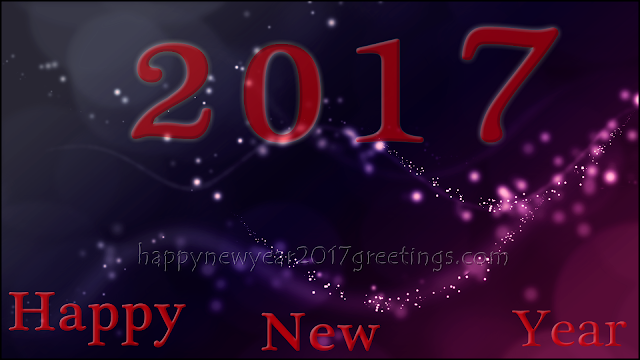 (happy*} New Year Wallpapers 2017