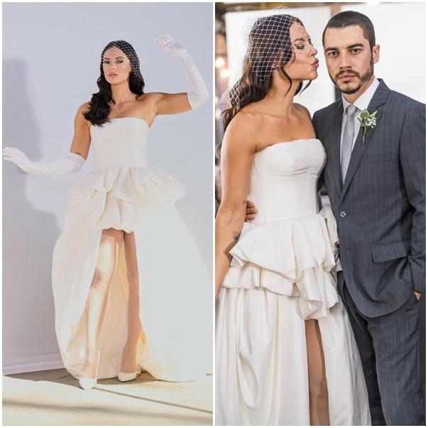 vestido de noiva vivi guedes a dona do pedaço