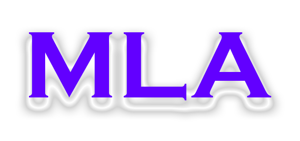 MLA full form in English
