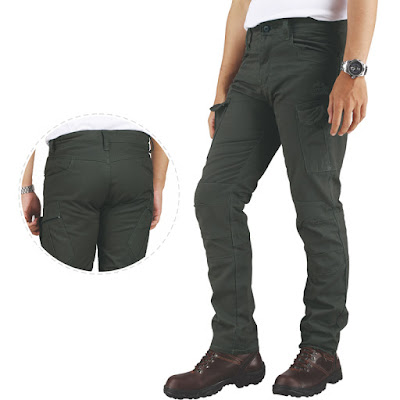 Celana Tactical Pria Catenzo BE 085