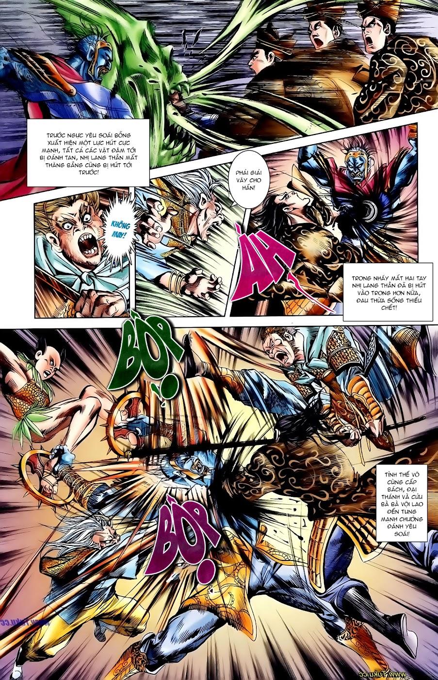 Cơ Phát Khai Chu Bản chapter 109 trang 15