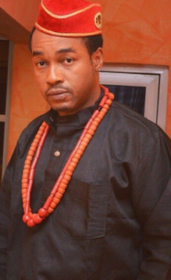 Nonso Diobi had a car accident recently.