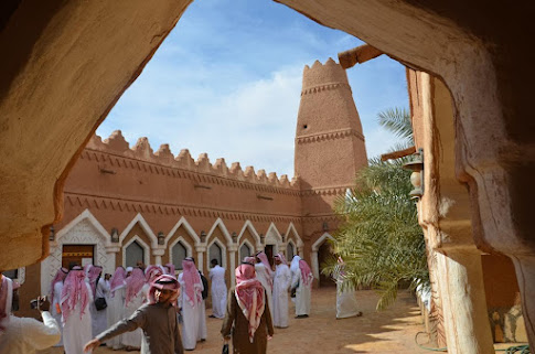 افضل الاماكن السياحية في الرياض