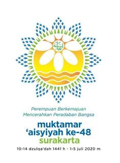 Makna dan Filosofi Logo Resmi Muktamar Ke-48 Aisyiyah