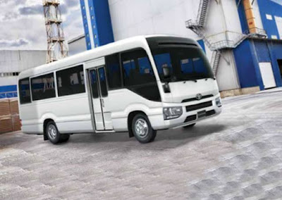 2018 Toyota Coaster Release Date And Price