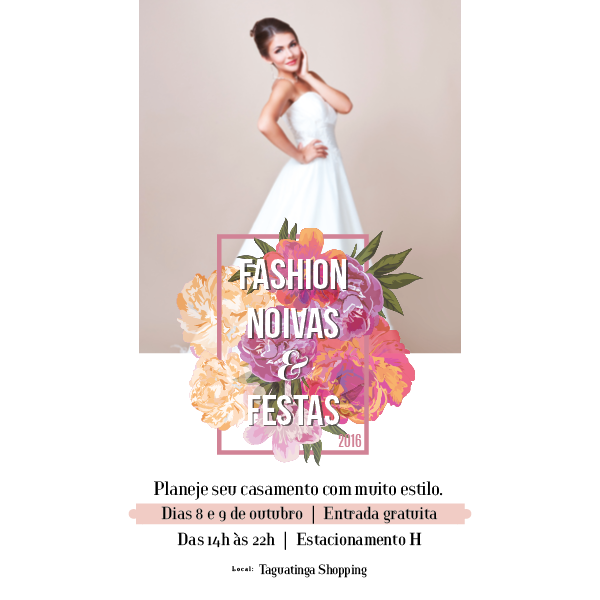 Fashion Noivas no Taguatinga Shopping