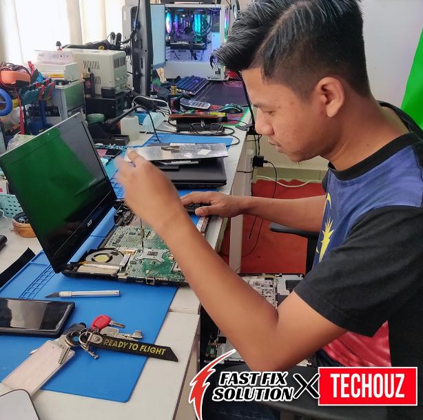 Kedai Repair Laptop PC Murah