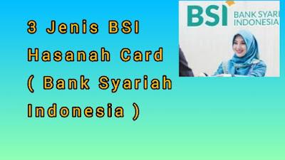 Bank Syariah indonesia ( BSI )