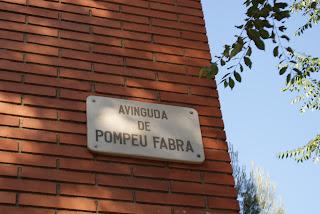 Avinguda de Pompeu Fabra (Barcelona) per Teresa Grau Ros