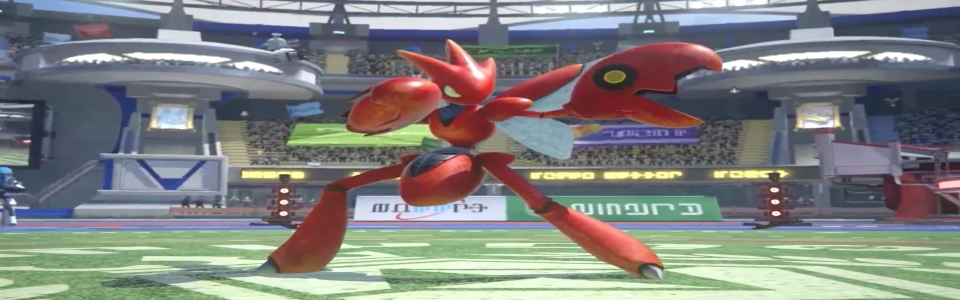 Pokken Tournament Official Scizor Trailer