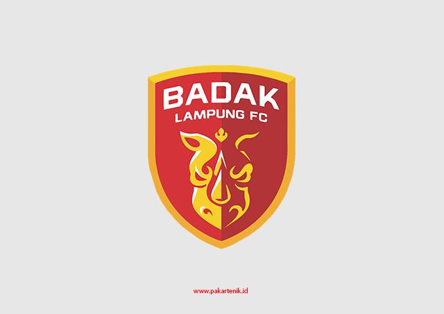 Download Logo Badak Lampung FC Format CDR AI dan PNG
