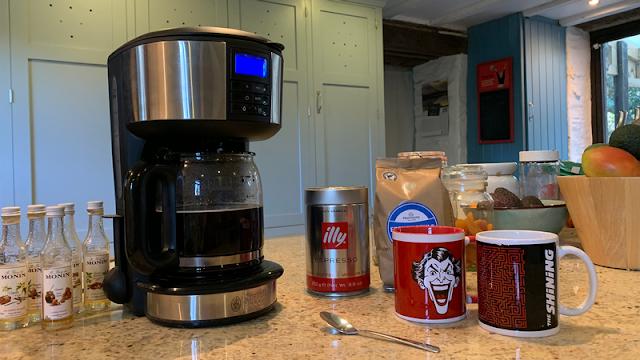 Russell Hobbs Buckingham Coffee Maker Review
