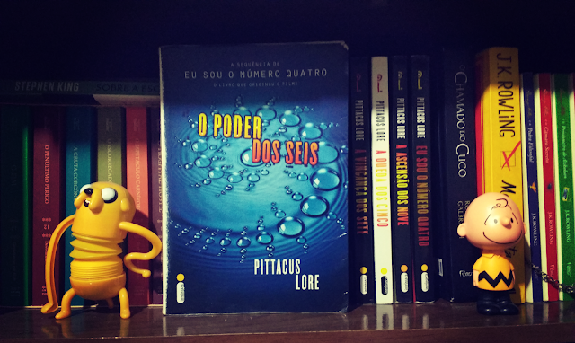 IMG 20160414 012944040 - O Poder dos Seis - Pittacus Lore