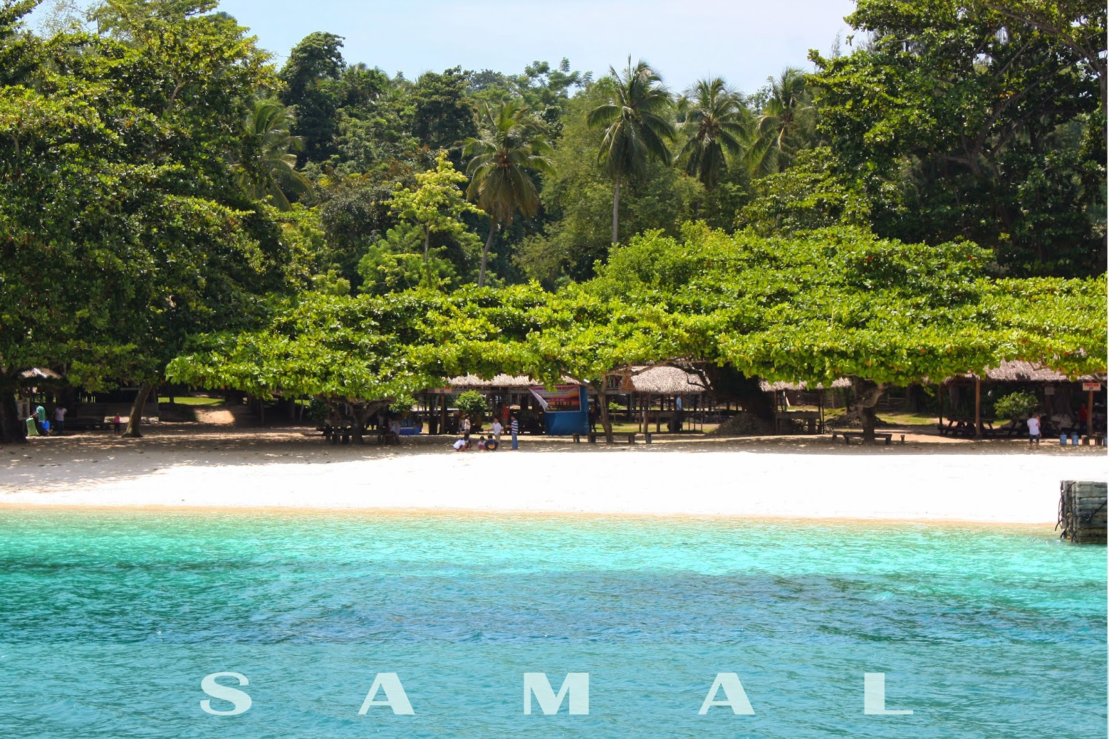 Isla Reta Beach Resort in the Island Garden of Samal