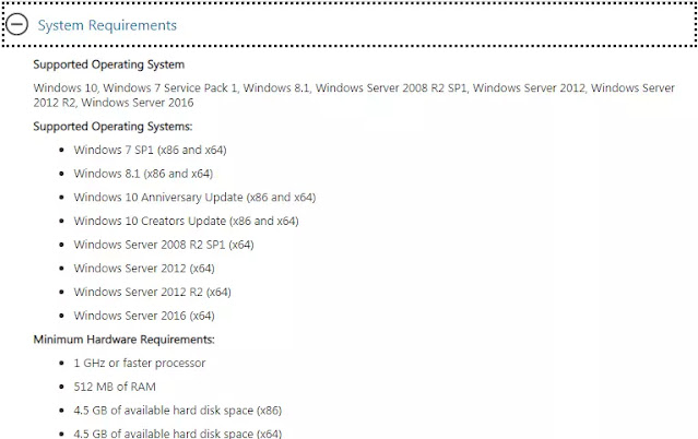cara mengatasi The .NET Framework 4.7 is not supported on this operating system-2