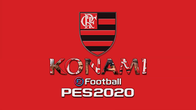 PES 2020 Flamengo Menu Mod by Hawke
