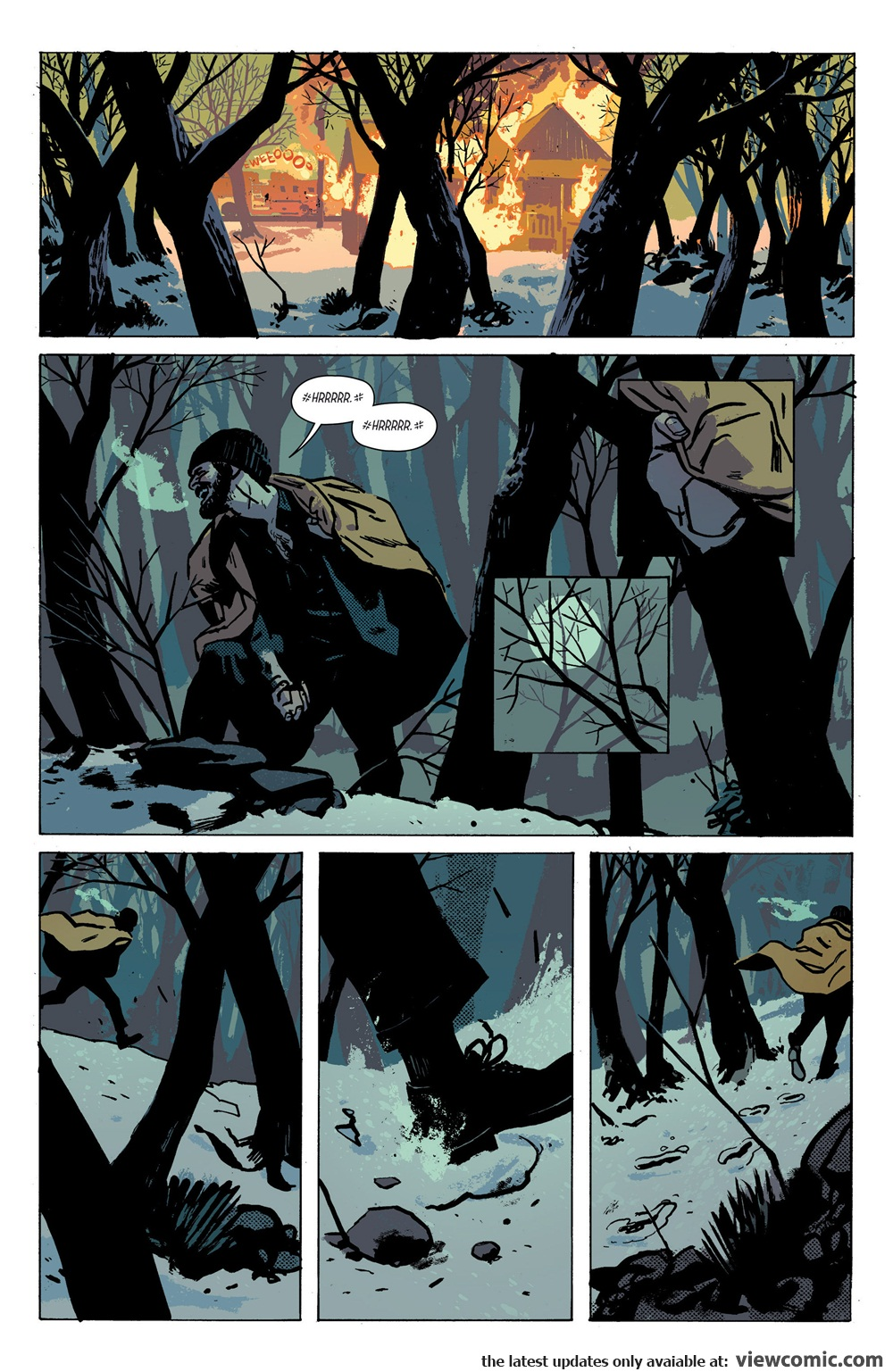 Outcast 021 (2016)  | Vietcomic.net reading comics online for free