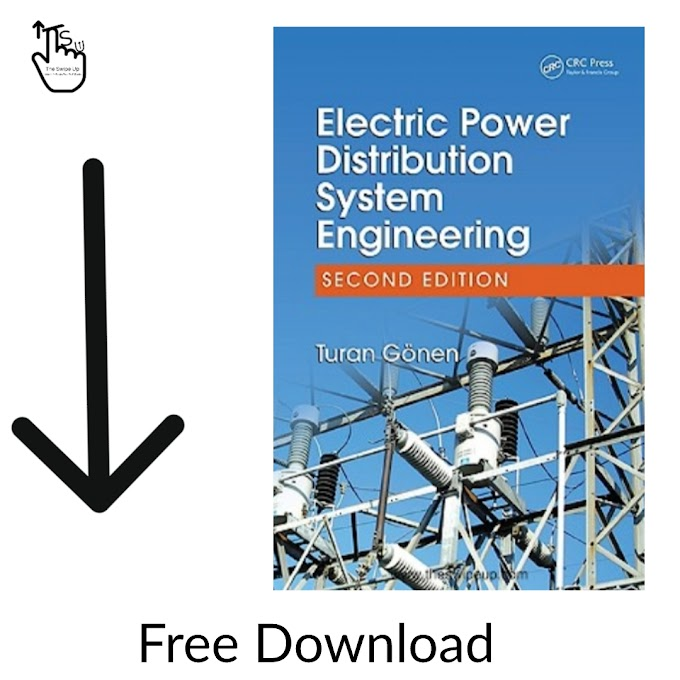 Electrical Power Distribution System Engineering eBook PDF Free Download