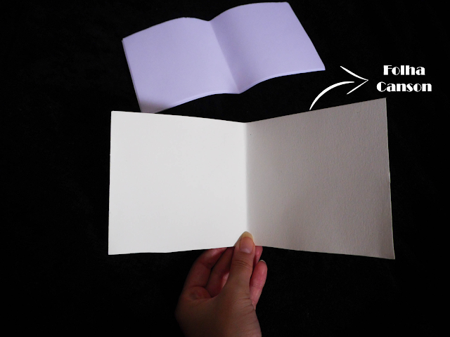 Como fazer um caderninho de anotações