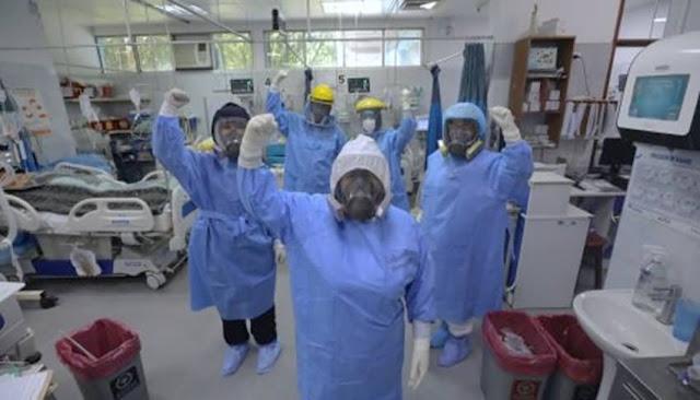 Médicos en Loreto vencen al coronavirus