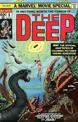 Marvel Comics, The Deep #1