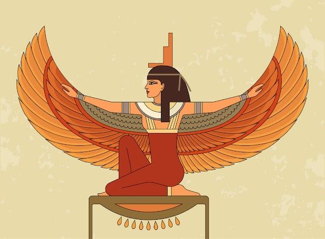 Nomes de Deusas Egípcias