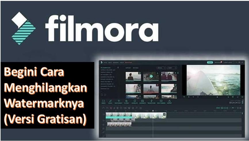 Cara Menghilangkan Watermark Filmora Gratis 100 Proven Pakar Dokumen