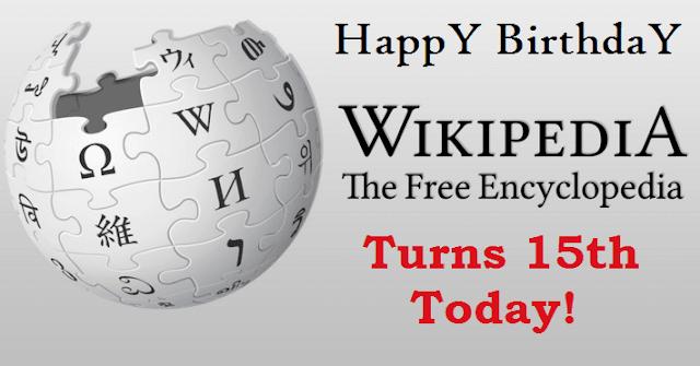 Wikipedia Anniversary