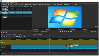 تحميل برنامج شوت كت 2019 لتحرير الفيديوهات والتعديل عليها Download ShotCut 2019 for PC