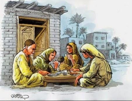 قصيدة عن الفلاح المصرى مكتوبة كاملة جديدة للشاعر احمد شوقى