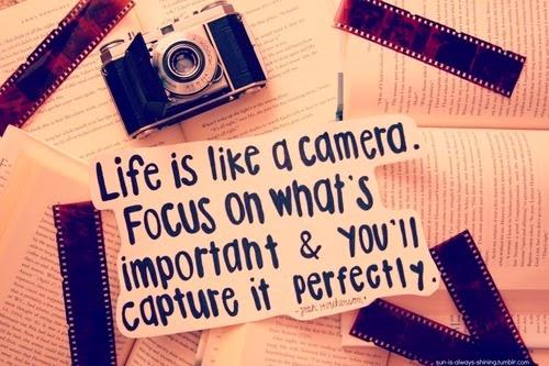 Hidup Seperti Kamera?