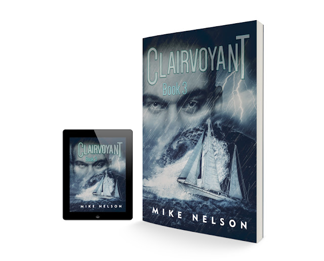 Clairvoyant3  Book Cover Design