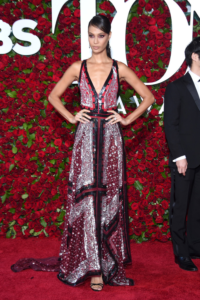 Jourdan Dunn & Joan Smalls Are Best Dressed at the Tony Awards