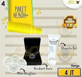 PAKET HEBOH 4 MCI <price>Rp 4.000.000</price>