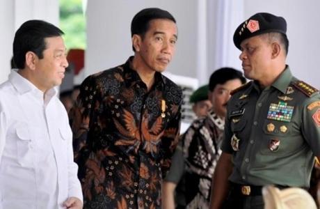 Golkar Buka Peluang Gatot Jadi Cawapres Jokowi