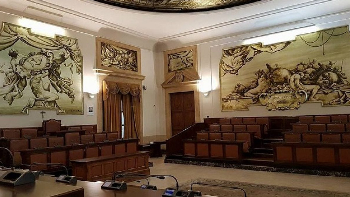 Ultimo Consiglio Comunale Catania 2020