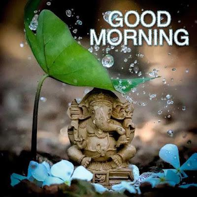 Jai Ganesh Good Morning Images Status in English