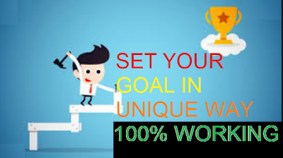How to set goals & achieve goals | Life Solution