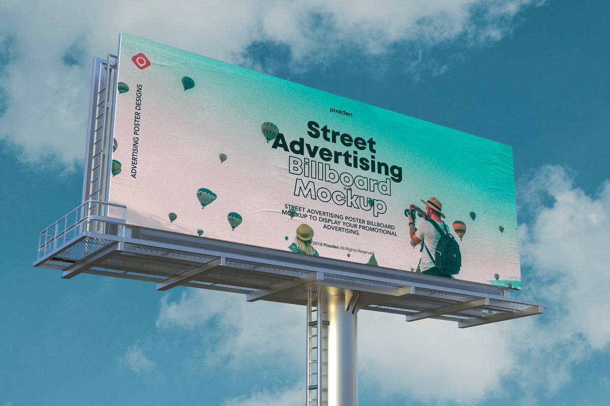 Billboard Mockup