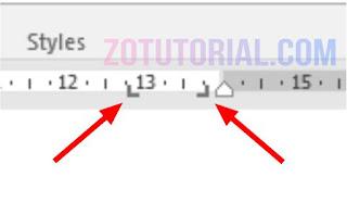 Cara Membuat Daftar Isi Tugas Akhir Otomatis Titik-titik