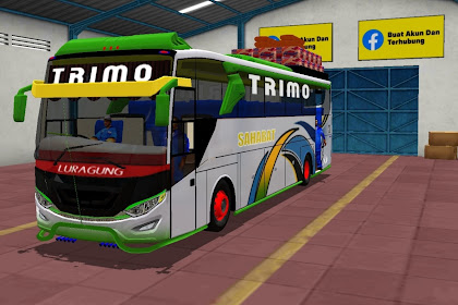 Mod Bussid Bus Bumel Voyager