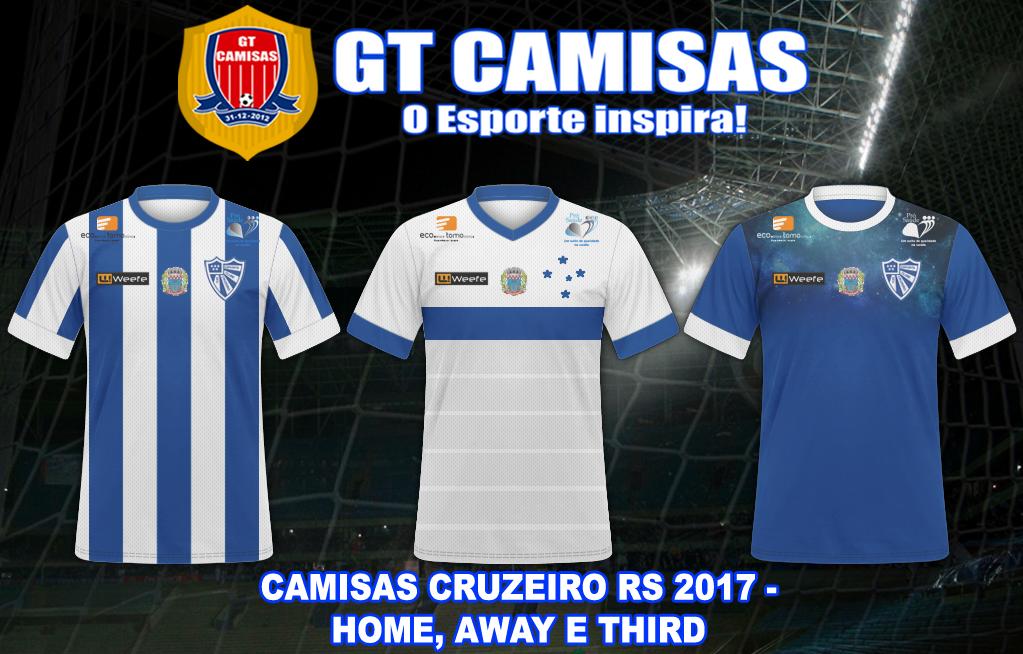 6136b25e4518a GT Camisas  Camisas Campeonato Gaúcho 2017 - Todos Participantes