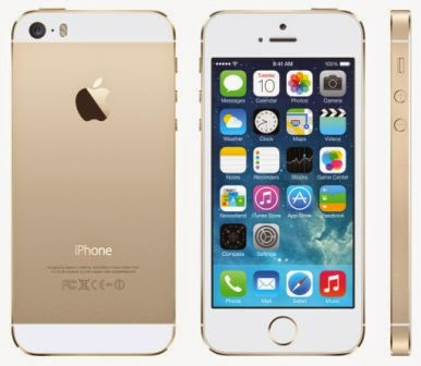 iPhone 5S Gold Review