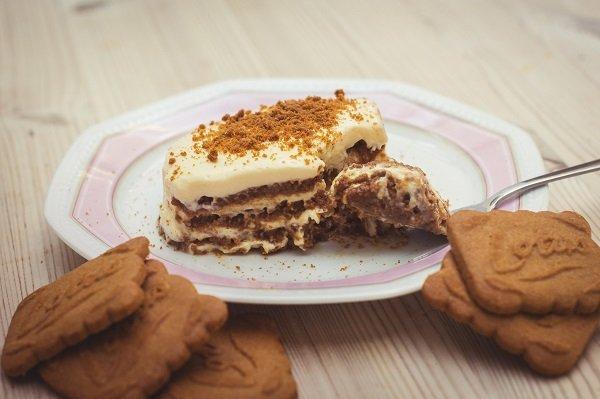 How to make tiramisu with Lotus biscuits