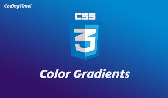 CT: Color Gradient