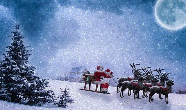 Papai Noel - Uma lenda cercada de mistério e magia